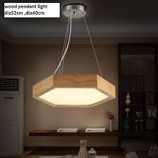 Wooden Chandelier Modern Northern American Country Modern Creative Solid Wooden Chandeliers