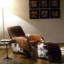 cowhide chair design depot furniture miami showroom