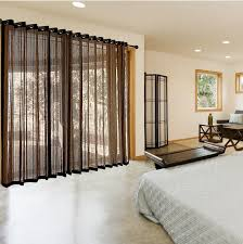 blinds bamboo panels for sliding glass doors sliding glass door