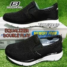 Sepatu Skechers Laki sepatu skechers equalizer play black 95488l blk bayi anak