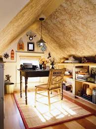 attic apartment ideas small attic bedroom sloping ceilings unfinished storage shelves