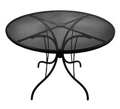 outdoor cafe table and chairs 30 round galvanized steel mesh outdoor café table top bar