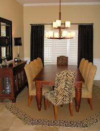 Zebra Dining Room Chairs by Animal Print Dining Room Chairs