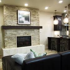 Stacked Stone Around Fireplace by 150 Best Fireplace Images On Pinterest Fireplace Ideas