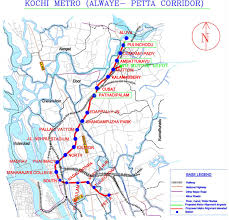 Bangalore Metro Map by Metro And Mmts Trains Information