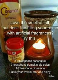 scented indoor l oil fall scent for the wax warmer that s clever pinterest fall