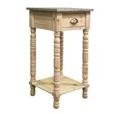 Pine Side Table Ashland Pine Side Table Wayfair