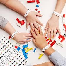 hand wrist bracelet images Labels for kids safety wristbands jpg