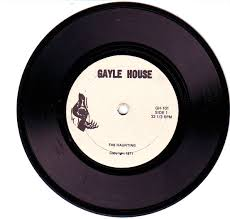 halloween decorations the haunting a gayle house record comic
