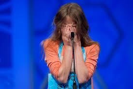 sylvie lamontagne of colorado finishes 4th at national spelling bee