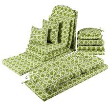 green bench cushion popular your patio needles x patio decor in blazing outdoor bench