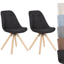 Esszimmerstuhl Grau Holz 2 X Esszimmerstühle Esszimmerstuhl Holz Design Stuhl Küchenstuhl