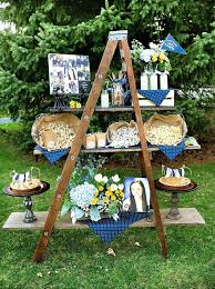 outdoor party decorations outdoor party decor lovely rustic to success graduation party