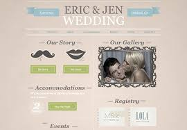 free wedding websites with how to create an unforgettable wedding website