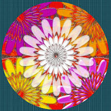intuitive chakra yoga meditation background designs and color