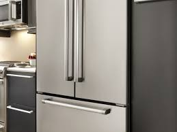 Kitchenaid Counter Depth French Door Refrigerator Stainless Steel - kitchen kitchen aid appliances and 29 kitchen aid appliances