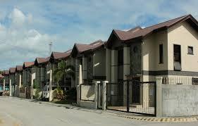 Row House Model - villa elena phase ii u2014 asia landbest properties