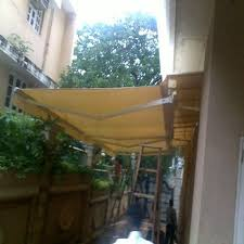 Retractable Waterproof Awnings Awnings And Canopies Manufacturer From Mumbai
