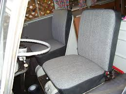 Tmi Upholstery Vw Thesamba Com Split Bus View Topic 67 Or 66 Seats U0026 Grey