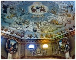 church ceilings file ceiling paintings of balilihan rc church jpg wikimedia commons