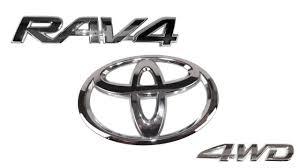 logo toyota used toyota rav4 mouldings u0026 trim for sale