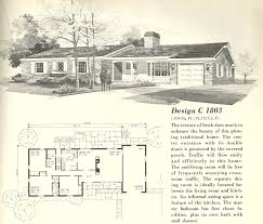 1960s ranch house floor plans home design and style