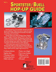 harley davidson sportster buell engine hop up guide biker basics