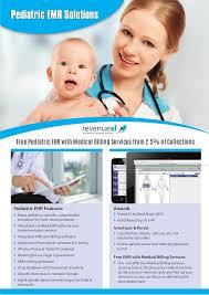pediatric emr solutions why revenuexl u0027s emr solutions are best for p u2026