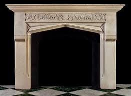 tudor style fireplace antique limestone fireplace mantel in
