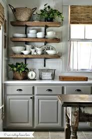 kitchen cabinets custom end unit shelves for kitchen shelves