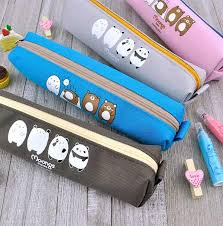 pencil pouch panda and pencil pouch