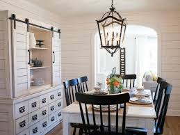 white dining room buffet white dining room with shiplap walls large buffet and hutch full