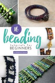 Tools For Jewelry Making Beginner - seed beads guide for beginners seed beads different types of