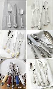 68 best flatware for all types of table settings images on