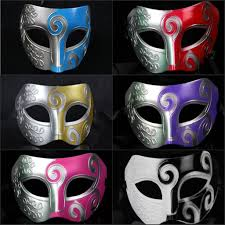 where to buy masks 2015 free shipping masks jazz rome fighter masks