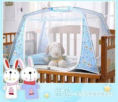Folding Baby Bed Baby Safety Room Series Character Folding Baby Bed Children Crib