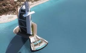 burj al arab terrace protenders