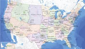 Google Maps Montana Usa by 12 Rare Maps Of The United States That Will Blow Your Mind