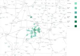 Aurora Zip Code Map by Smithville Telecom Availability Areas U0026 Coverage Map U2013 Decision Data