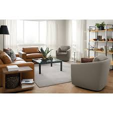 swivel leather chairs living room swivel leather chair living room playmaxlgc com