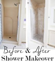 tile shower ideas for small bathrooms check out this shower makeover using discounted travertine