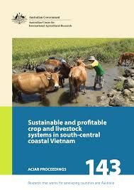 integrated nutrient management of annual and perennial crops on