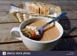 cuisine baron bowl of greatest lobster soup from saegreifinn the sea