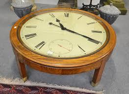 Clock Coffee Table Www Clock Coffee Table Worldtipitaka Org