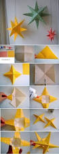 the secret of how to make a star ornament that looks beautiful and