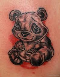 teddy bear tattoo patterns pictures to pin on pinterest tattooskid