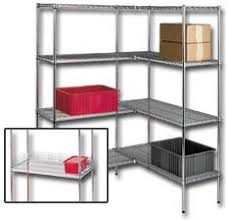 Metal Wire Shelving by Wire Shelving Industrial Shelving Steel Shelving Nationwide