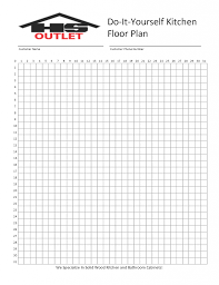 how to measure your kitchen home supply outlet drawing grid sheet