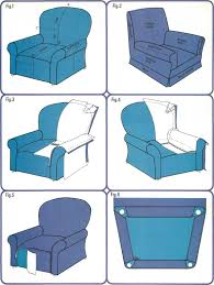 How To Build An Armchair How To Make Loose Covers For Armchairs U2013 Shop