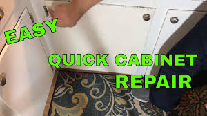 how to replace a kitchen cabinet door hinge youtube
